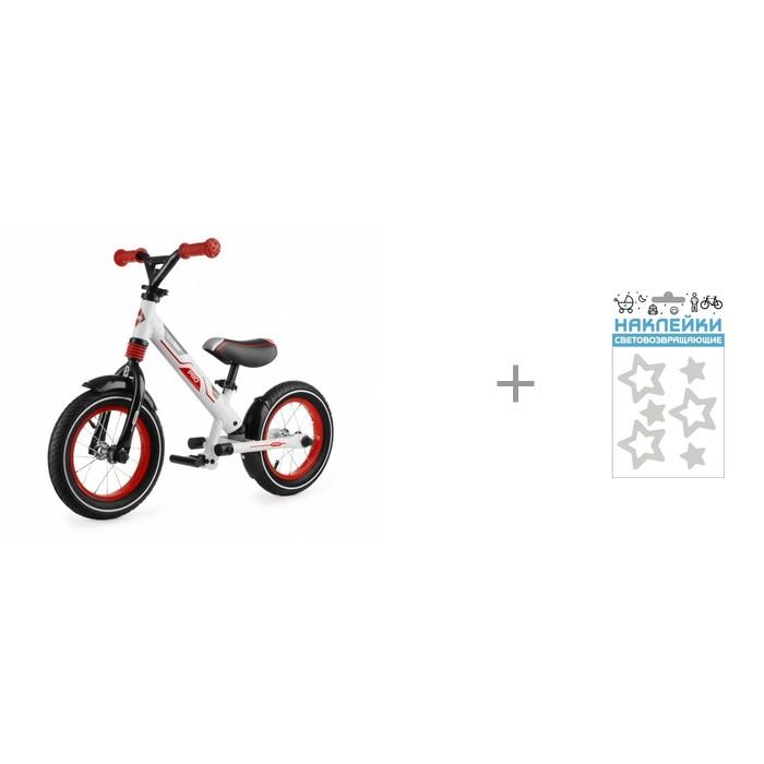 Купить Шлемы и защита, Ok Baby Шлем Ladybug с беговелом Small Rider Roadster Pro
