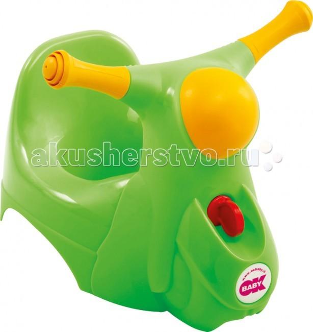 Гигиена и здоровье , Горшки Ok Baby Scooter арт: 7092 -  Горшки