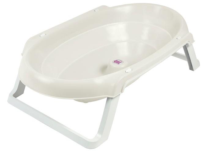 Купание малыша , Детские ванночки Ok Baby Ванночка Onda Slim арт: 99291 -  Детские ванночки