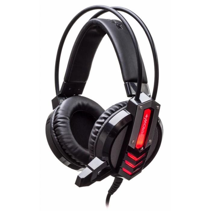 Колонки, наушники, CD-проигрыватели Oklick Наушники с микрофоном HS-L450G Arrow