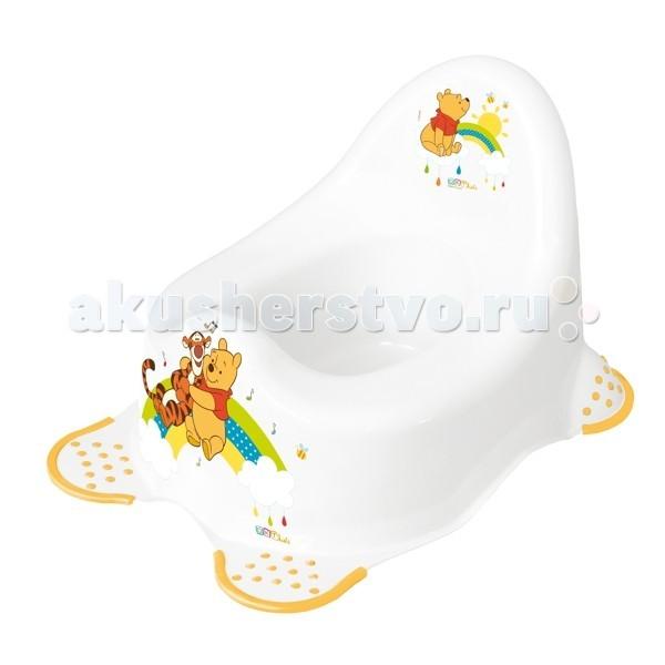 Горшки OKT Disney Винни Пух мона лиза постельное белье детское винни на радуге винни пух disney