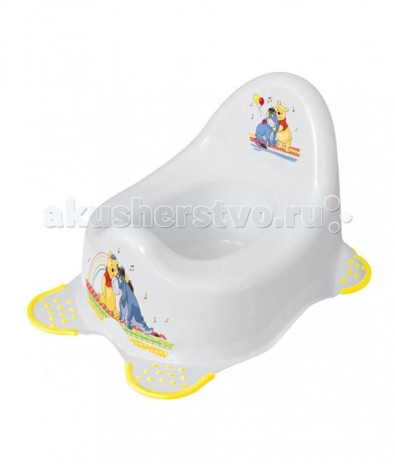 Горшки OKT Disney Винни Пух музыкальный okt подставка disney винни пух