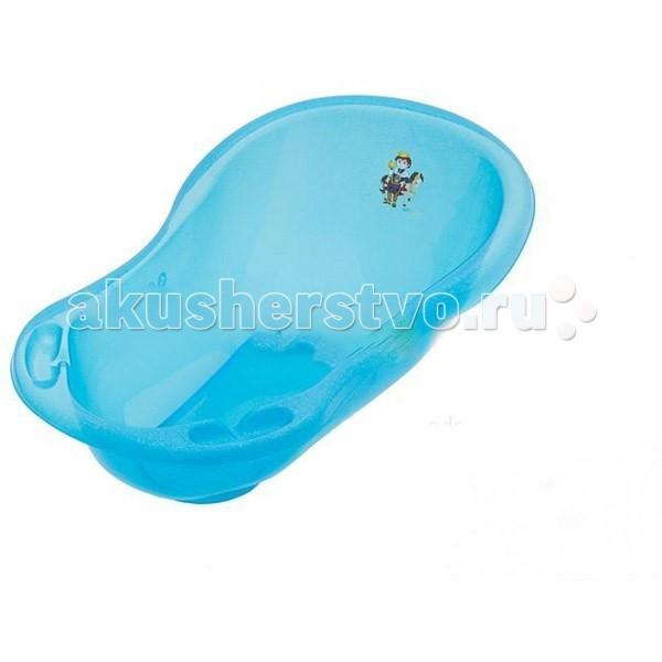 Детские ванночки OKT Ванна овальная Маленькая принцесса/принц 84 см ванна okt hippo 1 м 8437 фиолетовый
