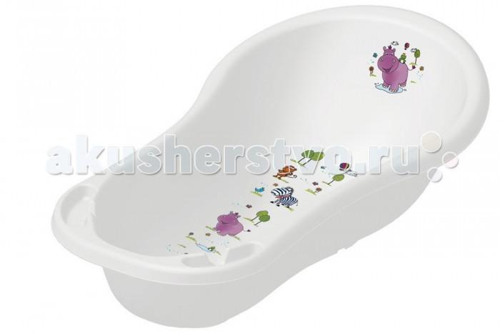 Детские ванночки OKT ванночка Бегемотик 100 см ванна okt hippo 1 м 8437 фиолетовый