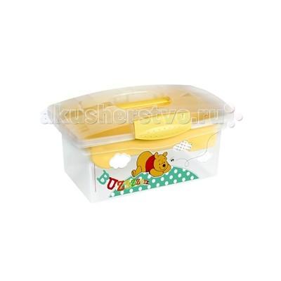 Ящики для игрушек OKT Ящик Traveller WTP Винни-пух окт кресло в ваннуокт disney винни пух нескольз желтый