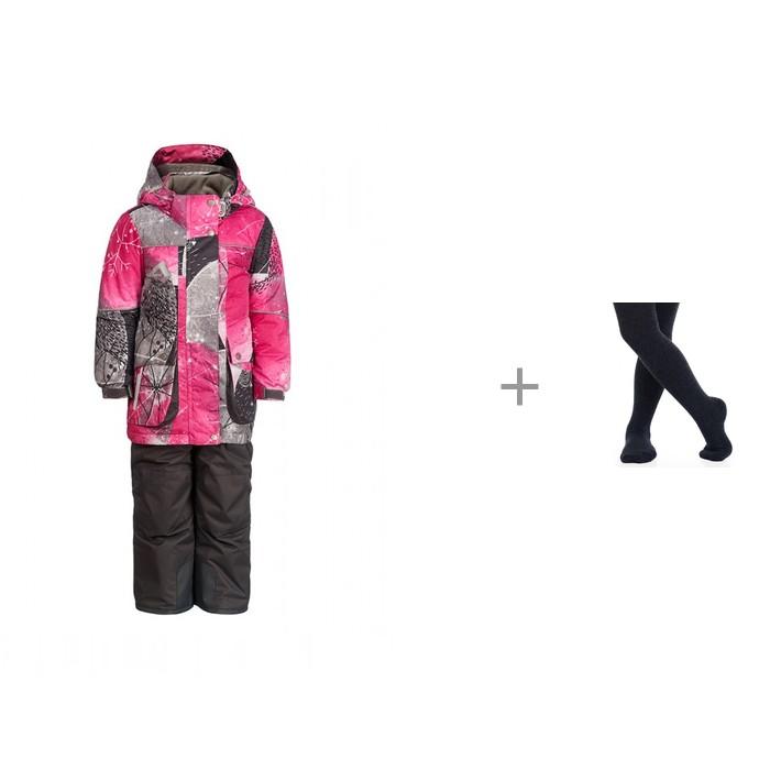 Купить Утеплённые комплекты, Oldos Active Костюм для девочки Фемида и Norveg Колготки детские Multifunctional