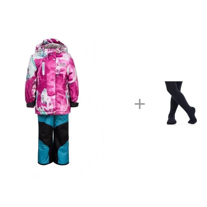 Oldos Active Костюм для девочки Гера и Norveg Колготки детские Multifunctional