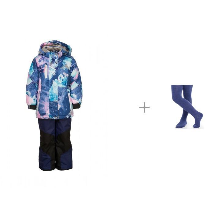 Купить Утеплённые комплекты, Oldos Active Костюм для девочки Гера и Norveg Колготки детские Multifunctional