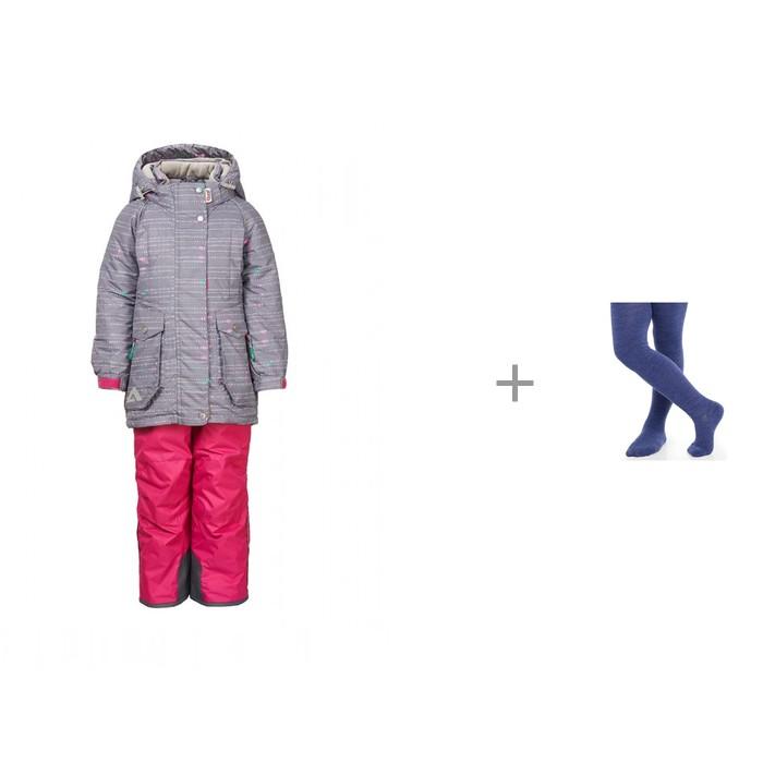 Купить Утеплённые комплекты, Oldos Active Костюм для девочки Иоланта и Norveg Колготки детские Multifunctional