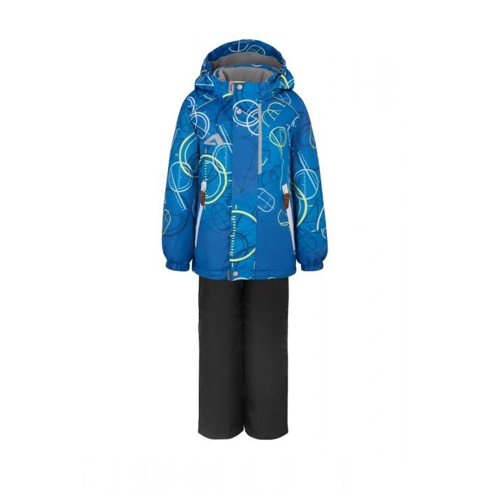 Oldos Active Костюм утепленный для мальчика (куртка, брюки) Арне