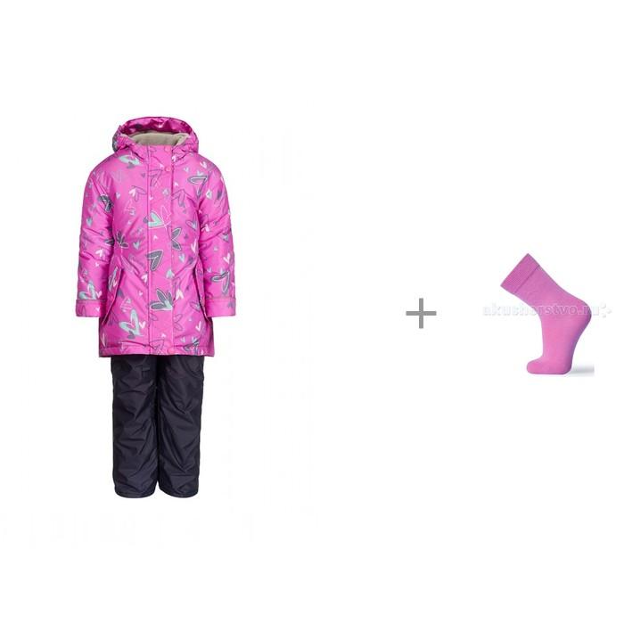 Oldos Jicco Костюм для девочки Алана и Norveg Merino Wool Носки детские фото