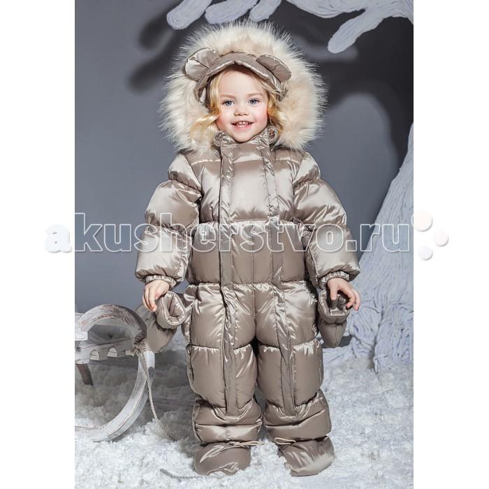 Oldos Комбинезон-трансформер ЖемчугКомбинезон-трансформер ЖемчугКомбинезон-трансформер OLDOS Жемчуг. Комбинезон с утеплителем из искусственного лебяжьего пуха позаботится о комфорте маленького ребенка на зимней прогулке даже в очень морозный и ветреный день.  Отвороты-царапки на рукавах и брючинах комбинезона, а также пинетки в комплекте к нему позволяют маленькому ребенку гулять и спать на свежем воздухе без варежек и обуви. Дополнительный комфорт и защиту обеспечивают мягкий отворот в области подбородка, светоотражающие элементы и съемные эластичные штрипки на брючинах.  Современный утеплитель - искусственный лебяжий пух - легкий, как натуральный, отлично сохраняет тепло, не впитывает влагу и не вызывает аллергии. Внешнее покрытие Teflon надежно защищает от мокрого снега и грязи.  Комбинезон-трансформер конверт/ножки.<br>
