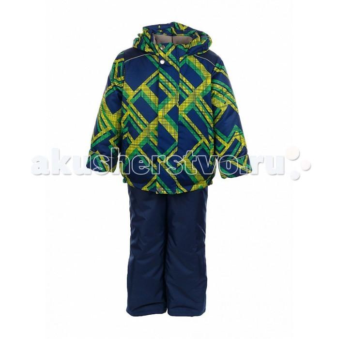 Зимние комбинезоны и комплекты Oldos Комплект для мальчика Гор костюма снеговика для мальчика на авито
