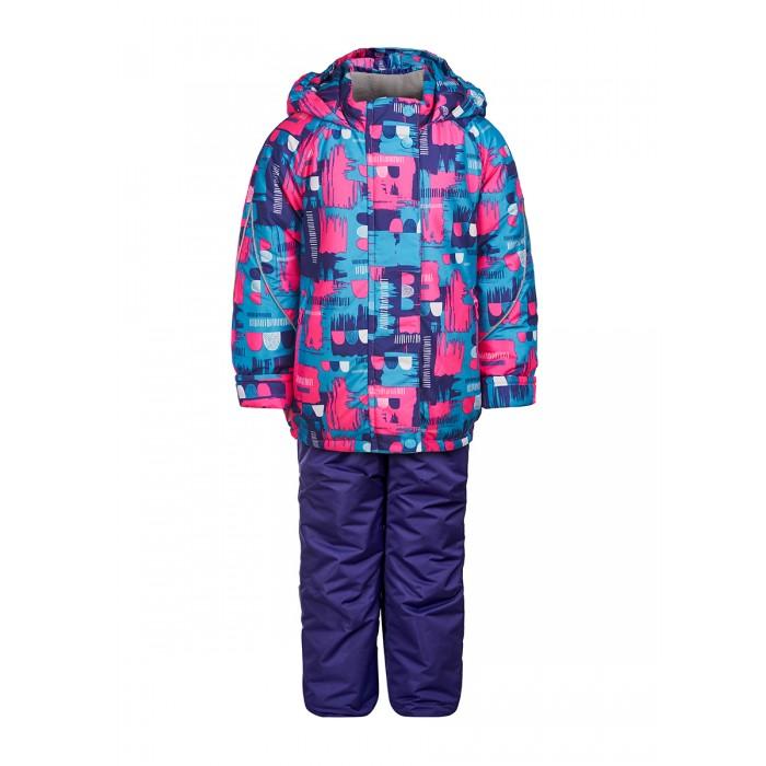 Купить Зимние комбинезоны и комплекты, Oldos Комплект одежды для девочки Марго (куртка, полукомбинезон)