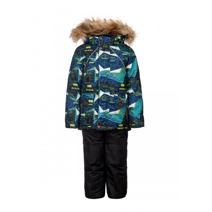 Картинка для Oldos Комплект одежды для мальчика Михей (куртка, полукомбинезон)