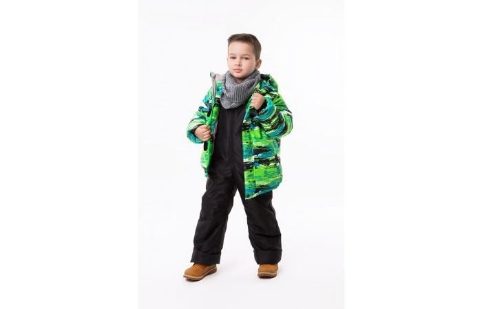 Oldos Комплект одежды для мальчика Рамиз (куртка, полукомбинезон)