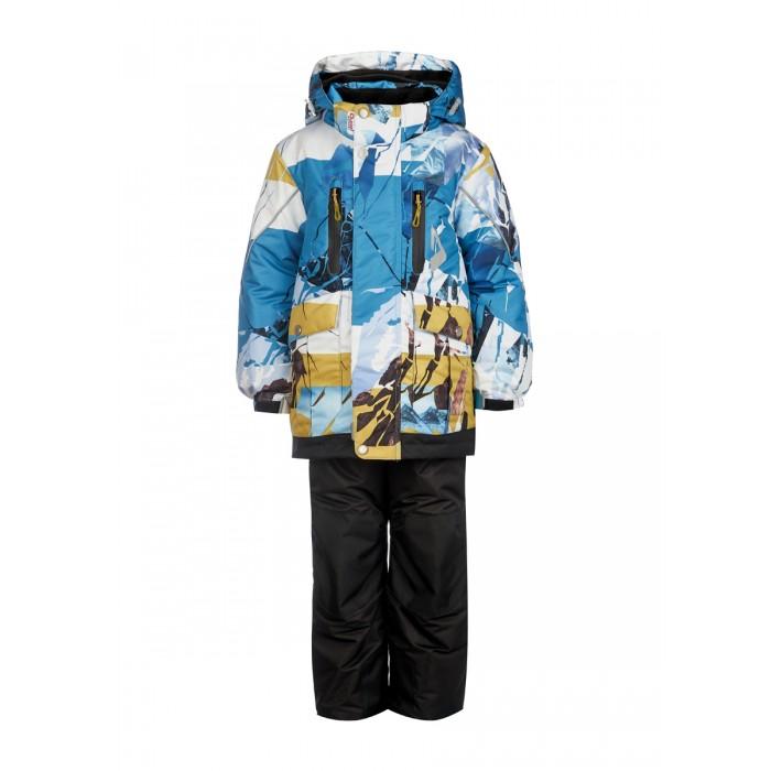 Oldos Комплект одежды для мальчика Ясон (куртка, полукомбинезон)