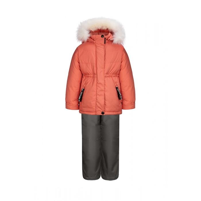 Oldos Костюм для девочки (куртка и брюки) Мира