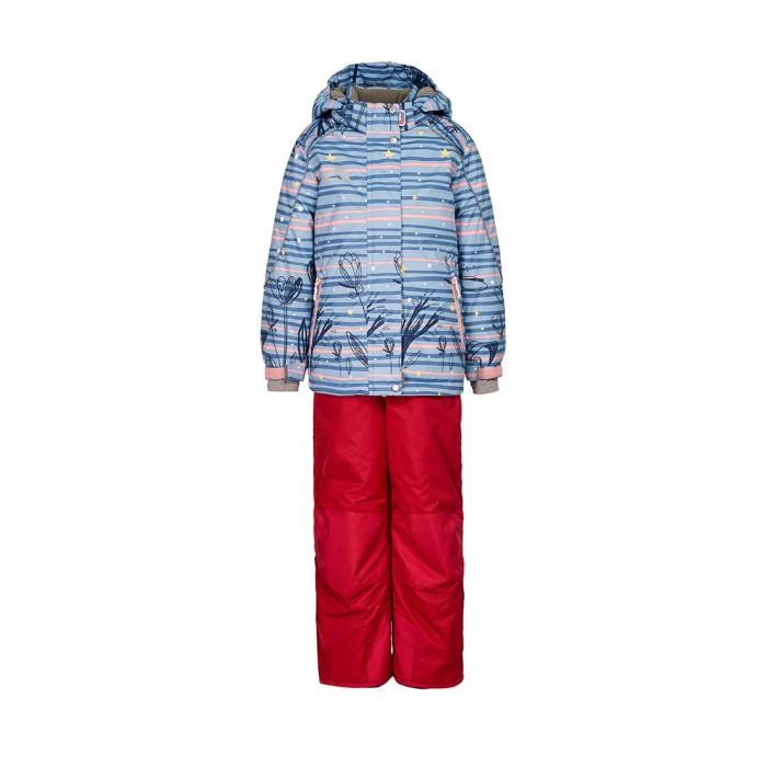 Oldos Костюм для девочки (куртка и полукомбинезон) Мэгги
