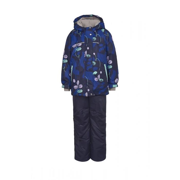 Картинка для Oldos Костюм для девочки (куртка и полукомбинезон) Миа