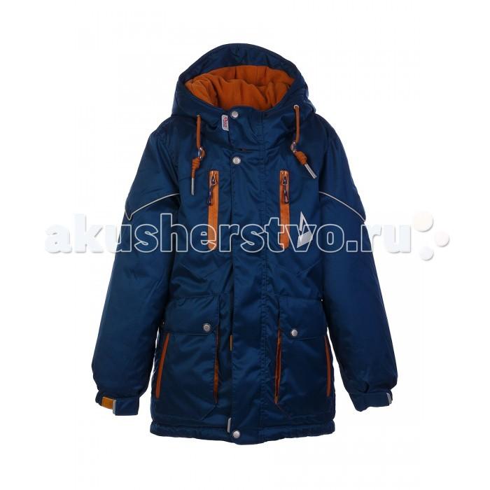 Oldos Куртка для мальчика ФранцКуртка для мальчика ФранцКуртка для мальчика OLDOS Франц - замечательный вариант для прогулки в парке, игр на детской площадке и для занятий зимними видами спорта. Она не промокает, не продувается и отлично защищает от холода.  Куртка-парка обеспечивает исключительную защиту от снега и ветра.  Она выполнена из мембранной ткани с тефлоновым покрытием. Современный утеплитель HOLLOFAN PRO 150 г/м2 не позволит ребенку замерзнуть даже в морозный день. Съемный регулируемый капюшон, ветрозащитные планки, внутренние манжеты с отверстием для большого пальца, снего-ветрозащитная юбка, регулировка на талии и по низу куртки обеспечат девочке прекрасную защиту от мокрого снега и ветра на зимней прогулке.<br>