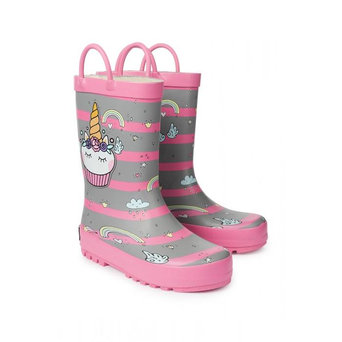 Купить Резиновая обувь, Oldos Резиновые сапоги для девочки Пает