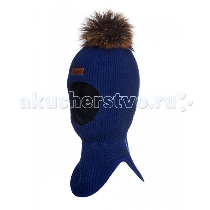 Шапочки и чепчики Oldos Шапка-шлем для мальчика Стюарт