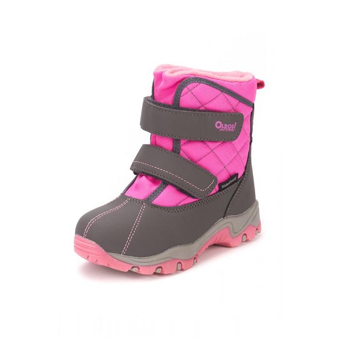 Oldos Active Зимние сапоги для девочки Вадди