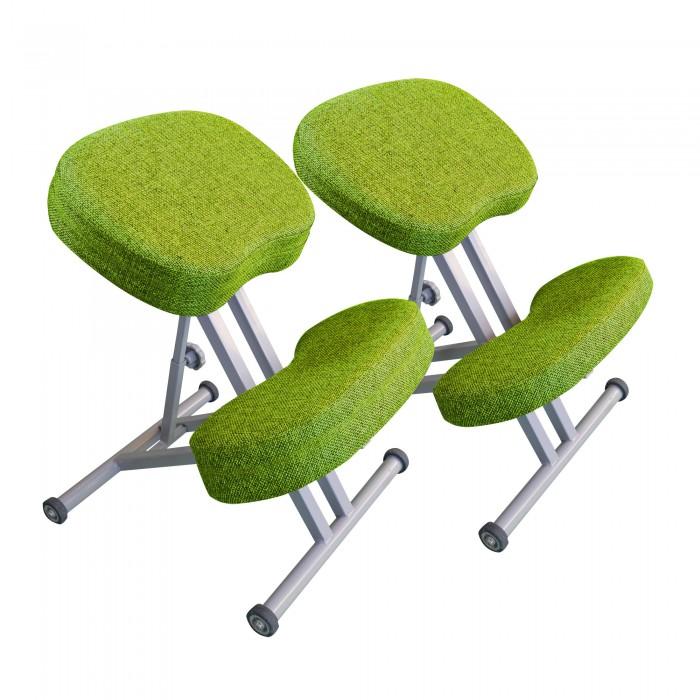 Олимп Коленный стул повышенной мягкости СК1-2 (серый корпус).
