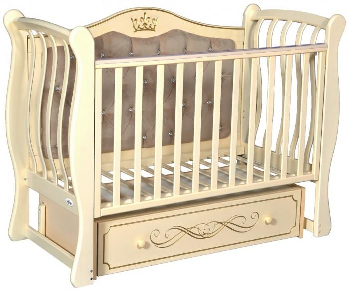 Детские кроватки, Детская кроватка Oliver Brianna Elegance универсальный маятник  - купить со скидкой