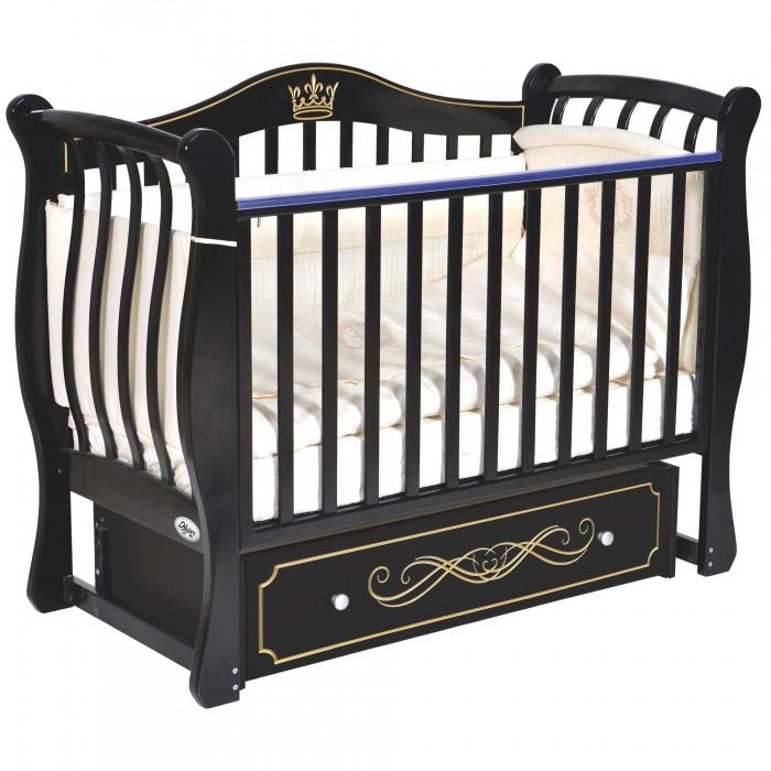 Купить Детские кроватки, Детская кроватка Oliver Daniella Elegance универсальный маятник