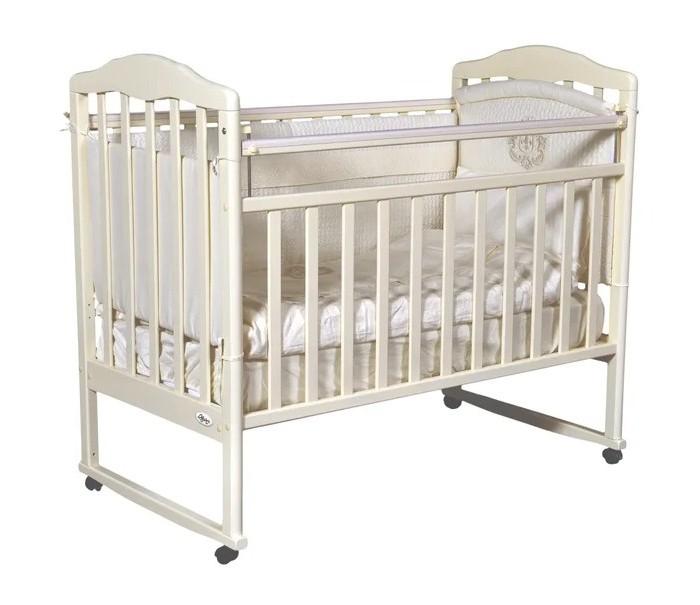Детская кроватка Oliver Elsa качалка