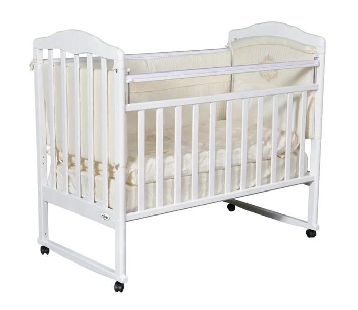 Детские кроватки Oliver Elsa качалка детские кроватки массив беби качалка