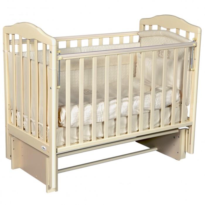 Детская кроватка Oliver Elsa Plus универсальный маятник