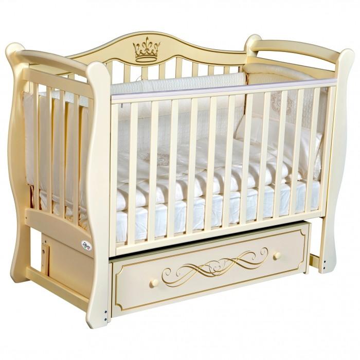 Детская кроватка Oliver Florencia универсальный маятник