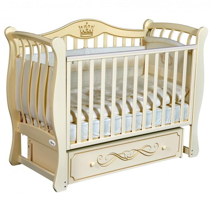 Детская кроватка Oliver Florencia Elegance универсальный маятник