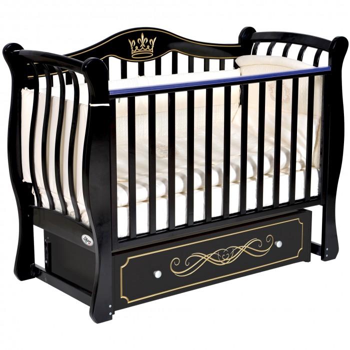 Купить Детские кроватки, Детская кроватка Oliver Florencia Elegance универсальный маятник