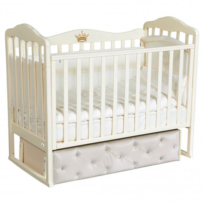 детские кроватки oliver francesca elegance premium универсальный маятник Детские кроватки Oliver Francesca Premium (универсальный маятник)