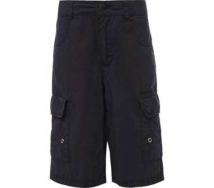Детская одежда , Шорты и бриджи Finn Flare Kids Шорты для мальчика KS17-81012 арт: 304434 -  Шорты и бриджи