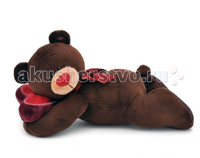 Мягкие игрушки Orange Choco Медвежонок-мальчик лежебока