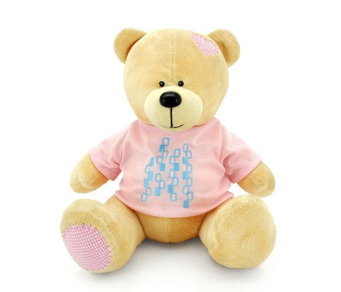 Мягкие игрушки Orange Exclusive Медведь Топтыжкин желтый мягкие игрушки orange exclusive бегемот мотя