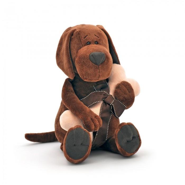 Мягкая игрушка Orange Life Пёс Барбоська с косточкой