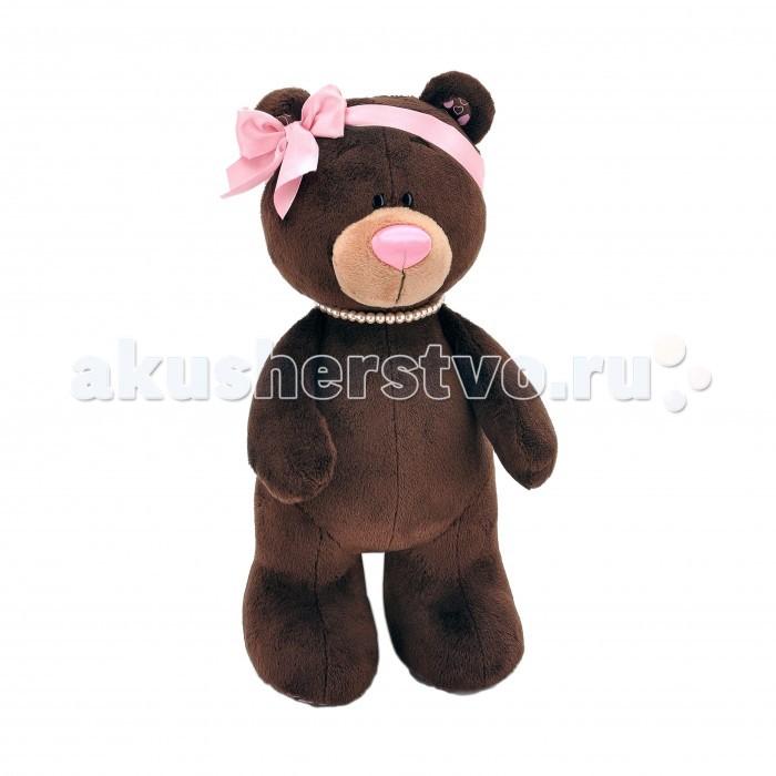 Мягкие игрушки Orange Milk Медвежонок-девочка стоячая orange milk медвежонок девочка с сердцем