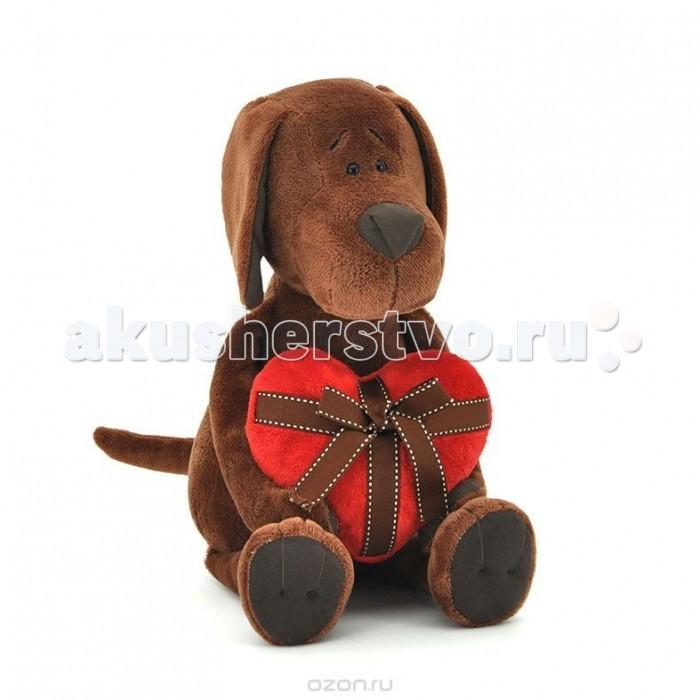 Мягкая игрушка Orange Пес Барбоська с Сердцем