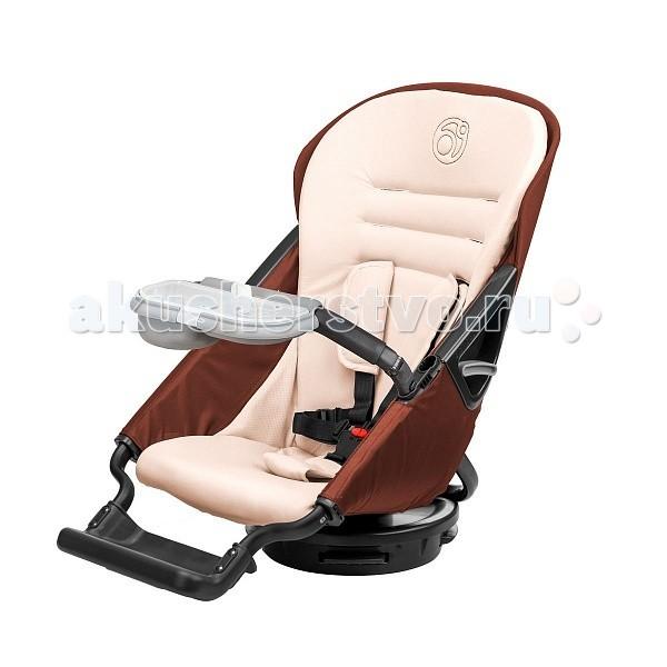 Прогулочный блок Orbit Baby Stroller Seat G3Stroller Seat G3Прогулочный блок Orbit Baby Stroller Seat G3 может вращаться на 360 градусов на шасси коляски и качалке Orbit Baby Rocker Base (приобретается отдельно). 3DRotation™: вращайте и наклоняйте прогулочное сидение одним движением руки.  Продукт соответствует стандартам Американского общества по контролю за материалами (стандарты F2050 и F833), стандарту CA TB117 противопожарной безопасности, а также Соглашению по улучшению безопасности потребителей (CPSIA). Также модуль Orbit Baby G3 Stroller Seat отвечает требованиям стандарта Калифорнии AB1108.  Продукты Orbit Baby сертифицированы Ассоциацией Производителей Товаров для Несовершеннолетних (JPMA).  Особенности: Солнцезащитный козырек с системой Paparazzi Shield™: защита от ультрафиолетовых лучей и нежелательных взглядов (приобретается отдельно); В комплект входит съемный бампер, а также удобный закрывающийся контейнер для хранения питания для малыша; В изделии применена передовая система вентиляции, в которой используется дышащая, но при этом водонепроницаемая вставка для сидения c каналами для притока воздуха; Подставка для ног выдвигается одним движением; Продукт может использоваться с конвертом-спальником Orbit Green Edition Footmuff и всепогодным комплектом Orbit Weather Pack (размеры Large); Сидение удобно упаковывается в сумку для путешествий Orbit Travel Bag вместе с шасси Orbit Stroller Frame. Комплект поставки включает: сидение, съемный бампер, выдвижную подножку, а также удобный закрывающийся контейнер для хранения питания для малыша; Продукт рассчитан на малыша от рождения и до достижения веса 22,5 кг (возраст может различаться в зависимости от индивидуальных особенностей ребенка) Прогулочный блок Orbit Stroller Seat оснащен 5-точечным ремнем безопасности и съемным бампером. Размеры и вес: Внутренние размеры: внутренняя высота - 53.34 см, внутренняя ширина - 34.29 см; Вес модуля - 4.5 кг.<br>