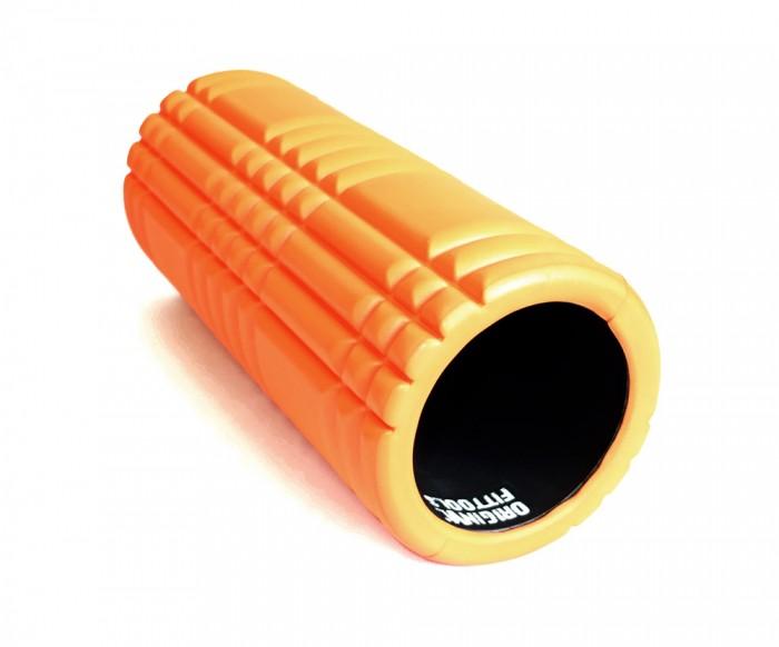 Товары для йоги Original FitTools Цилиндр массажный