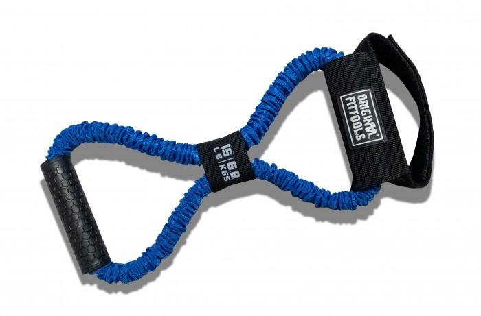Эспандеры Original FitTools Эспандер-восьмерка сильное сопротивление 6.8 кг эспандеры original fittools эспандер восьмерка сильное сопротивление 9 кг