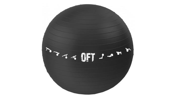 Original FitTools Гимнастический мяч 75 см FT-GBPRO от Original FitTools
