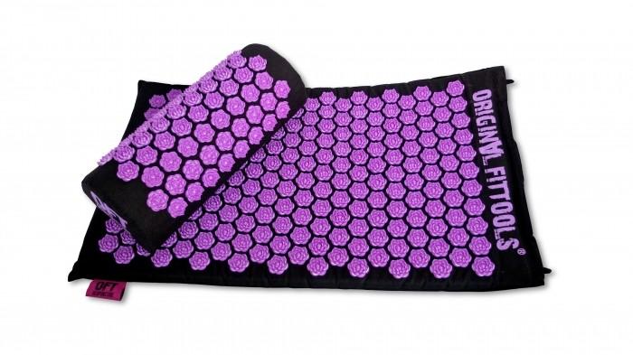 Игровые коврики Original FitTools Набор для акупунктурного массажа ортопедическая подушка в автомобиль в кировограде
