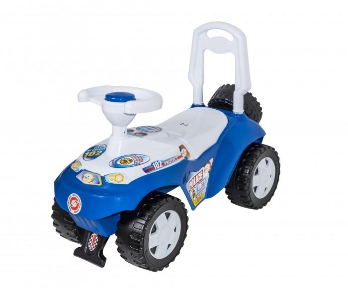 Каталки Orion Toys Ориоша Полиция каталка толокар orion toys мотоцикл 2 х колесный 501 зеленый